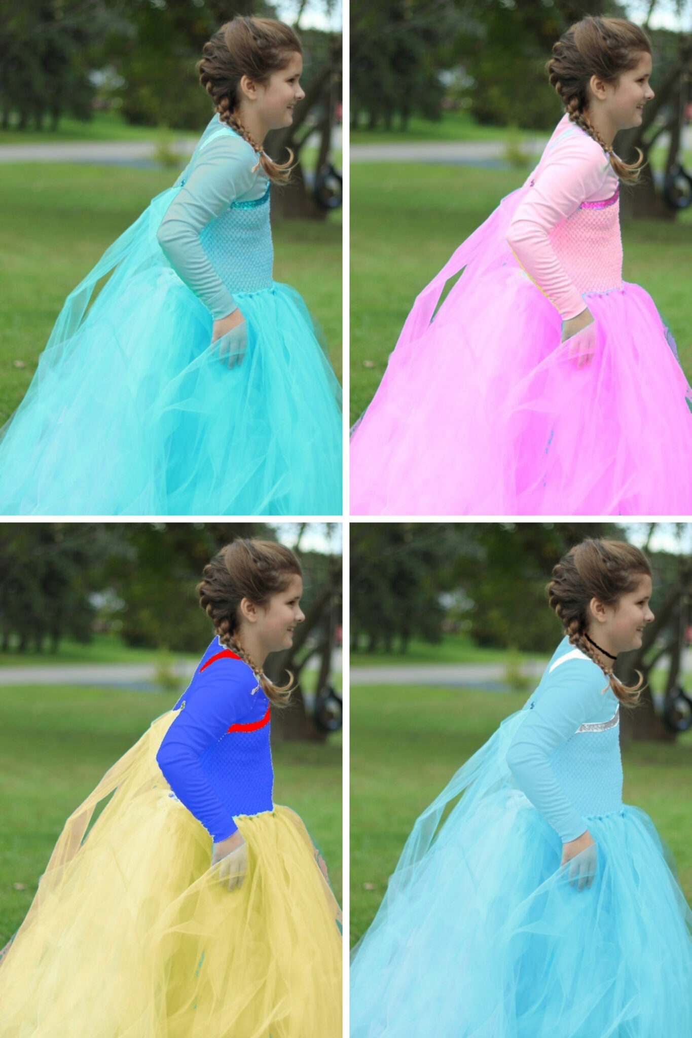 DIY Tulle Dress to Create the Look of Any Princess All Things with Purpose Sarah Lemp 1