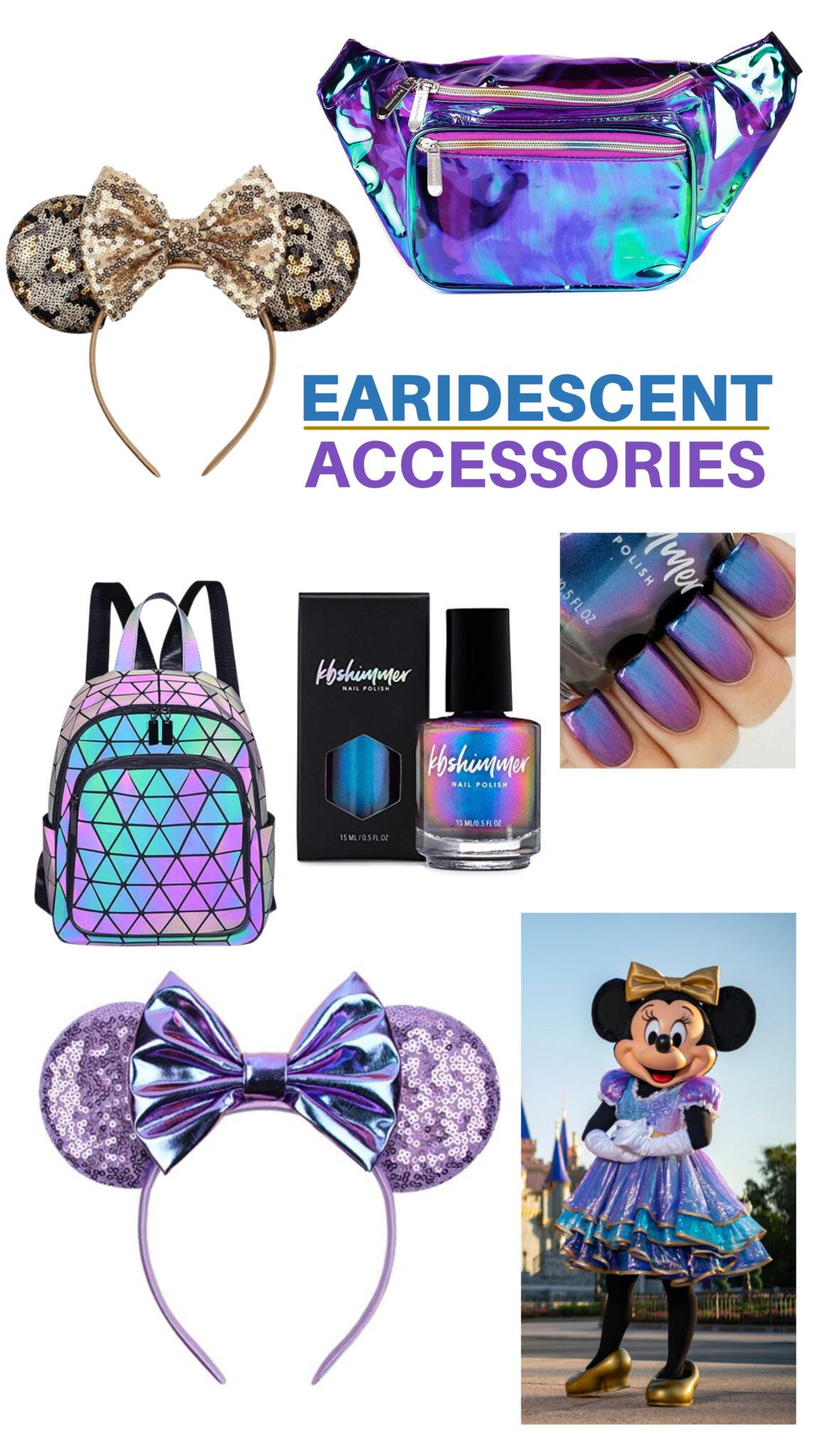 Walt Disney World 50th Anniversary Earidescent Themed Attire Found on Amazon All Things with Purpose Sarah Lemp 8