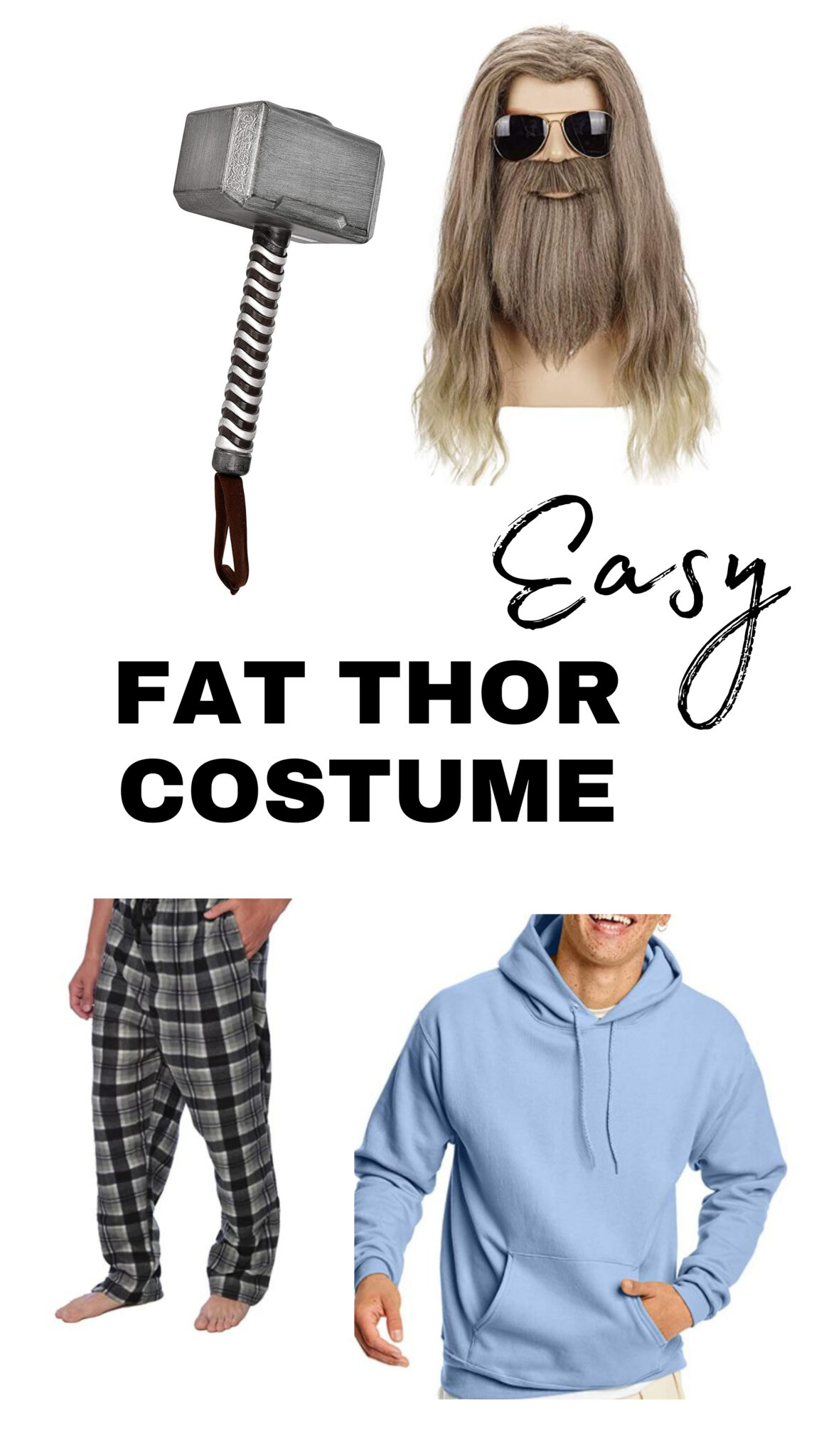 East DIY Marvel Themed Costumes for Halloween Using Regular Clothes All Things with Purpose Sarah Lemp 2