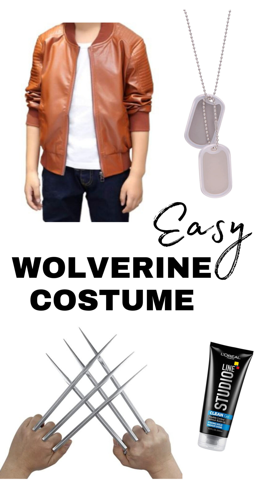 East DIY Marvel Themed Costumes for Halloween Using Regular Clothes All Things with Purpose Sarah Lemp 3