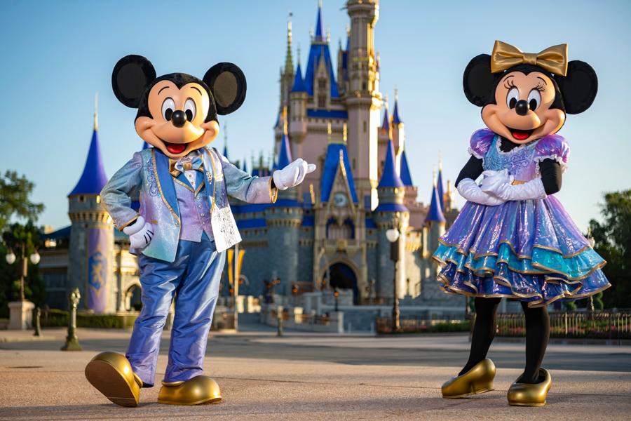 Walt Disney World 50th Anniversary Earidescent Themed Attire Found on Amazon All Things with Purpose Sarah Lemp 7